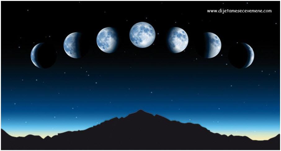 mesečeva dijeta