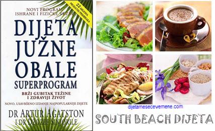 south beach dijeta | jelovnik | recepti | iskustva