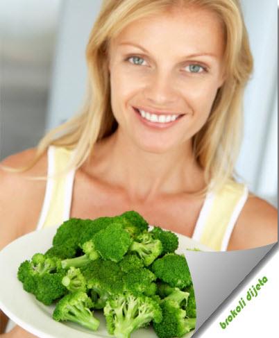 Brokoli dijeta iskustva i komentari
