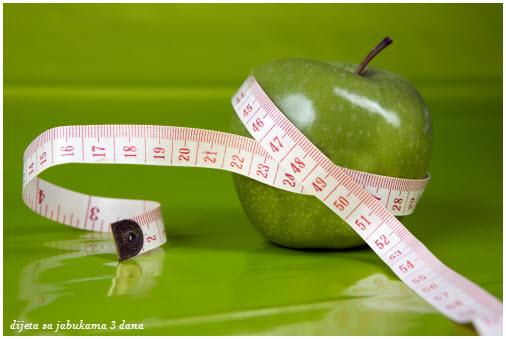 dijeta sa jabukama iskustva