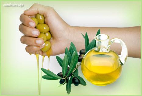 Maslinovo ulje za lice i kosu svi načini upotrebe