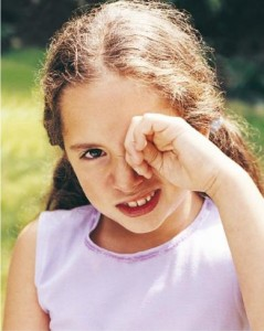 alergijski konjuktivitis kod dece