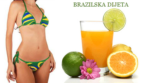 Brazilska dijeta iskustva i komentari