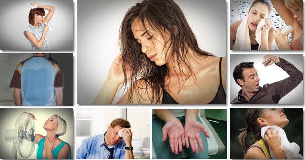 prekomerno znojenje | ispod pazuha | dlanova | nogu | hiperhidroza