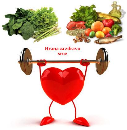 prirodni lekovi za zdravo srce