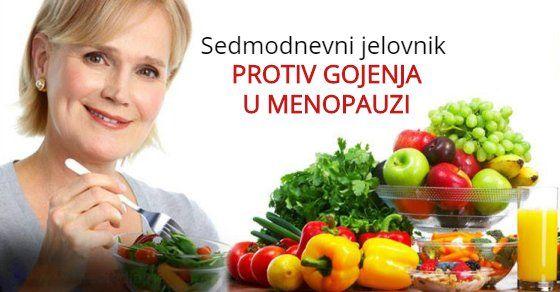 zaustavite gojenje u menopauzi