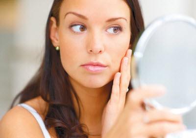 masna koza lica | prirodna maska za lice