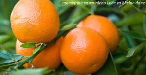 sok od mandarina recept