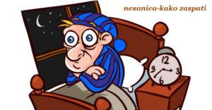 nesanica kako zaspati