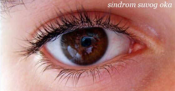 suve oči simptomi koji ukazuju na problem