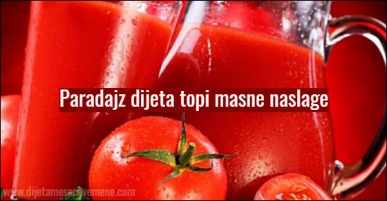 paradajz dijeta forum