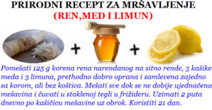 domaci recepti za mrsavljenje