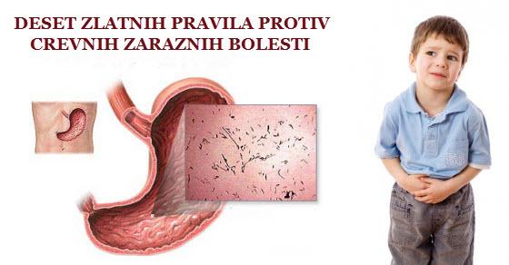 crevne infekcije | dijeta kod proliva | trovanje hranom simptomi