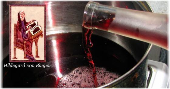 vino za srce recept