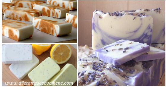 Kako napraviti domaći sapun kod kuće