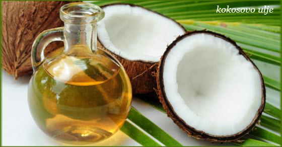 Kako se koristi kokosovo ulje za kosu