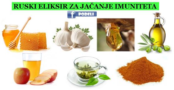 Najbolji prirodni lek za imunitet sa medom