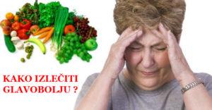 jaka glavobolja uzroci