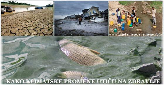 klimatske promene na zemlji
