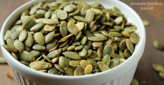 semenke od bundeve za prostatu