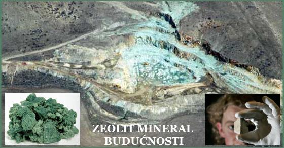 zeolit mineral kao lek