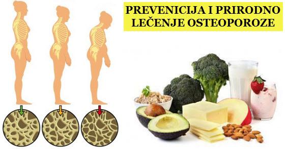ishrana kod osteoporoze