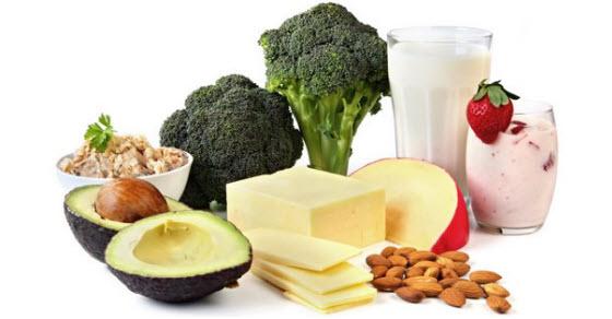 Kalcijum u hrani i namirnice bogate kalcijumom