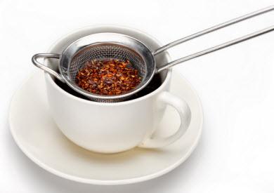 rooibos čaj priprema