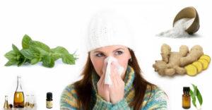 kako zaustaviti curenje nosa