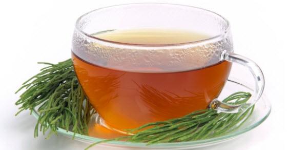 čaj od preslice za zdravlje