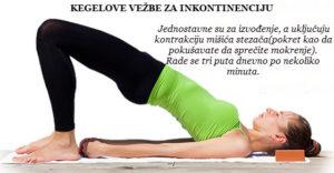 kegelove vežbe za inkontinenciju