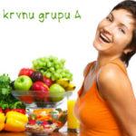 Dijeta za krvnu grupu A – Recepti