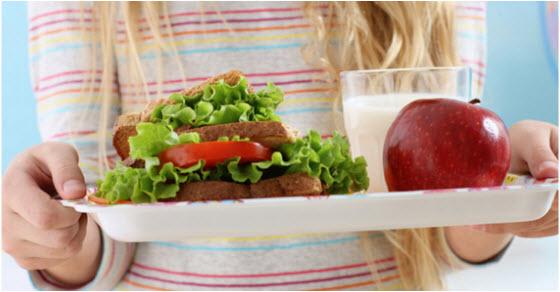 Zdrava ishrana dece u školskom uzrastu