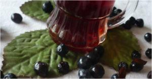 kako napraviti sok od aronije recept