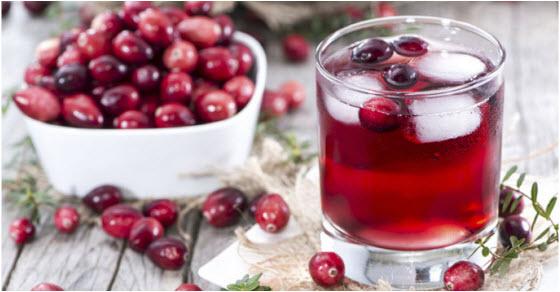 Prirodni sok od brusnice recept