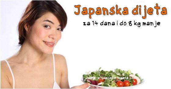 Japanska dijeta i ishrana