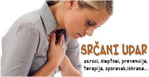 srčani udar simptomi