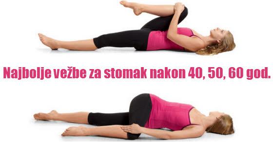 kako zategnuti stomak najbrže