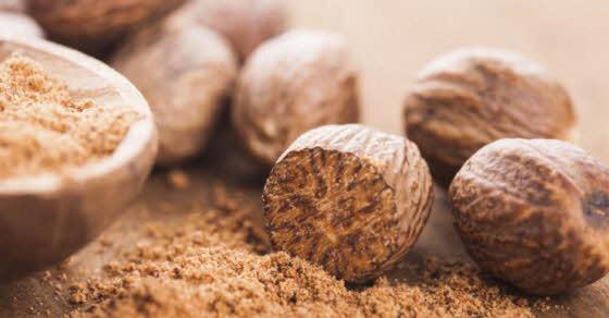 Muškatni oraščić recepti za odlično zdravlje