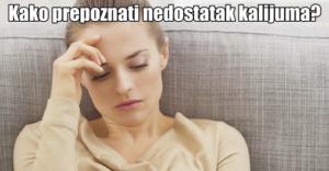 šta je hipokalemija (1)