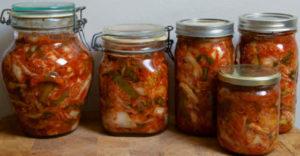 salata od kimčija