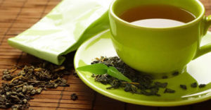 priprema zelenog čaja u vrećicama i rinfuzi