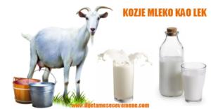 mleko od koze