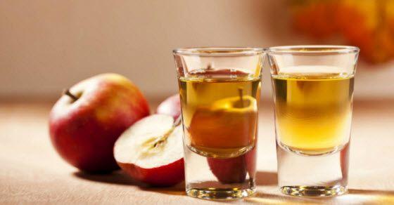 Jabukovo sirće za lice bez bubuljica i akni