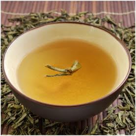 kako se pije žuti čaj