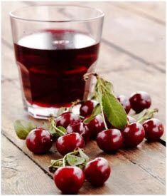recept za sok od višanja