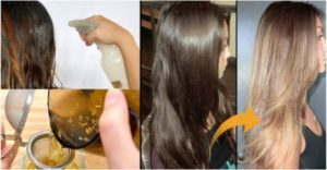 posvetljivanje kosom limunom i medom