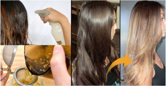 Kako posvetliti kosu limunom i cimetom