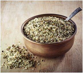 seme konoplje upotreba u ishrani