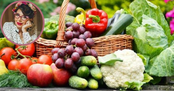 ishrana sirovom hranom
